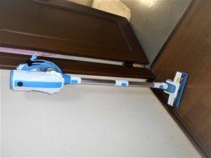 面白い掃除機の写真