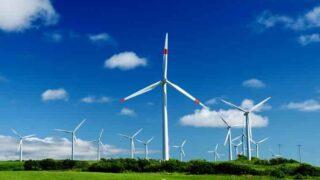 代替えエネルギー風力発電